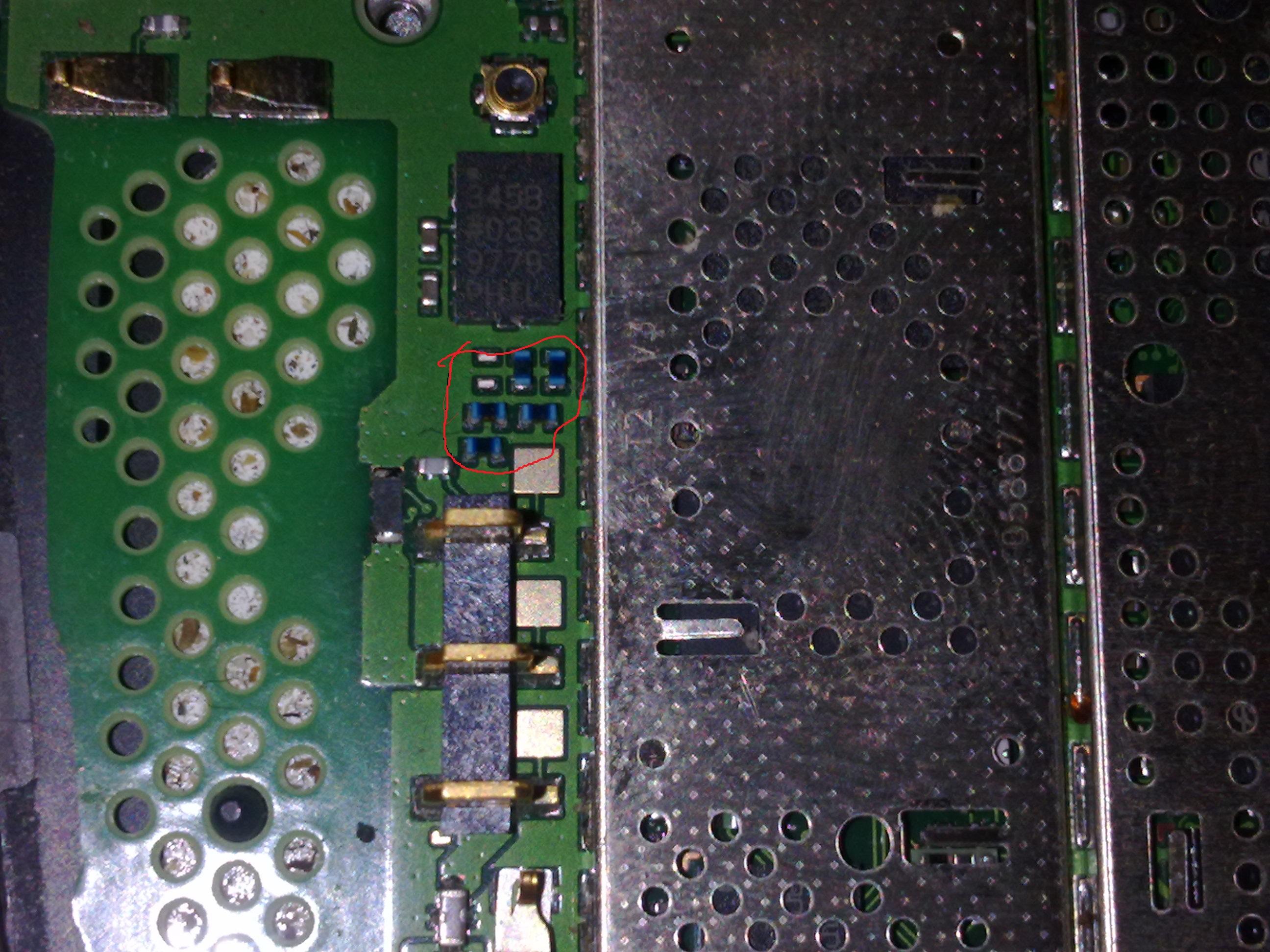 Nokia c6, co to za elementy? Mo�na je pomin��?