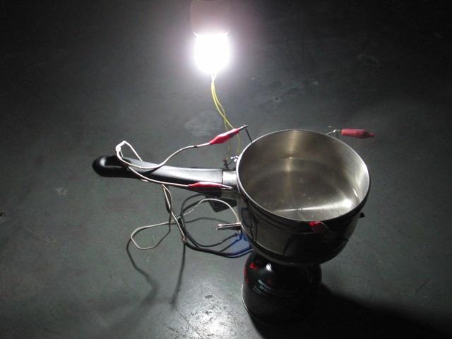Zamiana ciepła na prąd... da się?