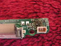 iPOD 20GB nie wlacza sie tylko znak baterii logo iPod