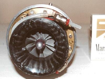 Silnik odrzutowy do modelu RC