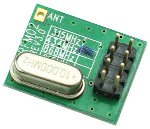 [Sprzedam] Moduły RF RFM01/02 [868MHz, SPI, DIP] HopeRF 29zł