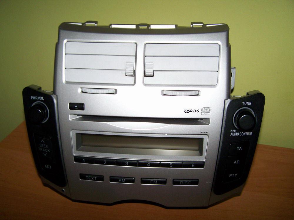 Yaris 2 - Jak podłączyć do radia aux ?