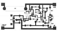 Schemat prostownika auto. do ładowania akumulatorów
