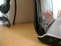 HP Pavilion DV9000 - uszk. zawiasy matrycy i brak obrazu