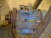 Silnik 380V 2,2 kW + przeróbka na silnik jednofazowy 230V