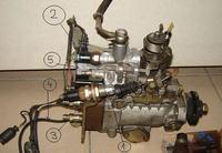 Diesel - słabo zapala na ciepłym silniku. Golf 3 1.9 D