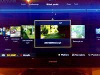 Samsung UE40B6000 nie odtwarza filmow przez USB