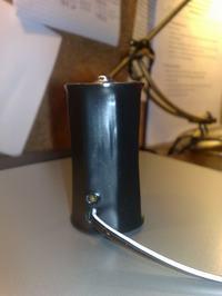 Zasilacz zastępujący baterię R20