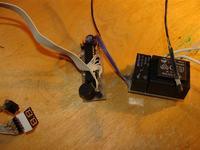 Czajnik sterowany mikrokontrolerem.