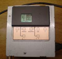Zasilacz regulowany II (0..10A, 0..20V), funkcja ładowarki