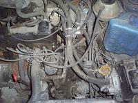 Passat b3 sprzęgło nisko łapie