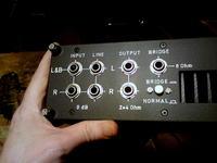 Więcej basu - X-OVER w najprostszej wersji.