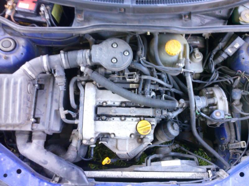 Opel Corsa B 1.0 16V 54KM  - Silnik zgas� w czasie jazdy i nie odpala