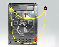 Podłączenie kuchni gazowo-elektrycznej.