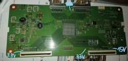NEC PA301W-BK - brak treści na matrycy - tylko podświetlenie