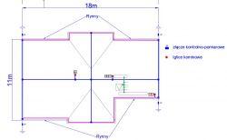 Schemat instalacji odgromowej - ocena poprawności