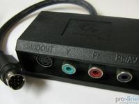 Podłączenie odtwarzacza VHS do PC