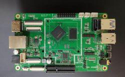 Quartz64 - jednopłytkowy komputer z RK3566