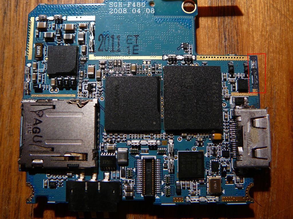 samsung f480 - nie dzia�aj� kabel usb i s�uchawki