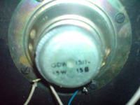 UnitraTonsil BIC-8-/9C Głośniki chrapią.