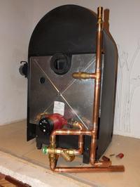 Peic Kamino E - Zapowietrzająca się pompa , odpowietrznik