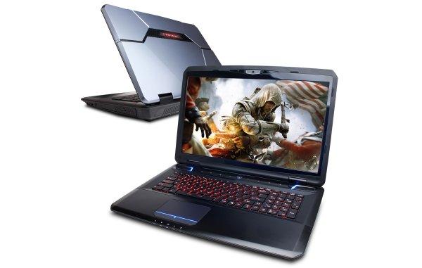 CyberPower FangBook - 17-calowy notebook dla graczy z Core i7 i GTX675M