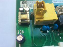 Pralka Amica PC5590B423 Comfort 900 Aqua Spray - błąd E22