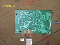 wfa2070 BOSCH - moduł COPRECI BYR67-0 nie działa silnik