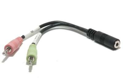 Słuchawki z mikrofonem PROBLEM Sprzęt komputerowy