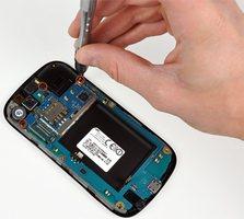 Nexus S rozbrojony przez iFixit