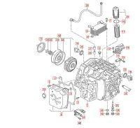 Audi A3 8v - Olej do mechatroniki DSG 0AM