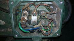 Wiefamel sbk 90 L2 2870 1/min 2,2kW - Uruchomienie silnika