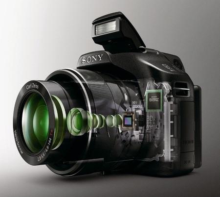 Sony Cyber-shot z zoomem 16x i 30x