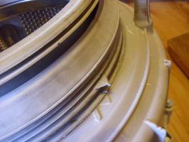 Pralka AEG L54840D - bęben mocno buczy , czy to uszkodzone łożysko ?