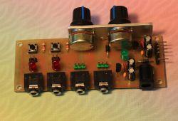 Prosty kontroler CV/Gate (nie MIDI) do syntezatora