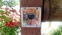 Wi-Fi weather station. Bascom and Arduino.