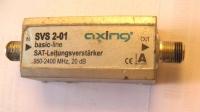 Przedwzmacniacz antenowy - dla anteny kolinearnej współosiowej 1090MHz