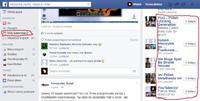 Facebook wy�wietla za du�e litery