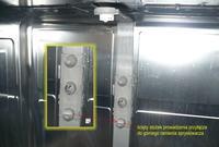 Bosch SGI43A85 - Nie myje skutecznie, ma�e ci�nienie wody natryski nie kr�c� si�