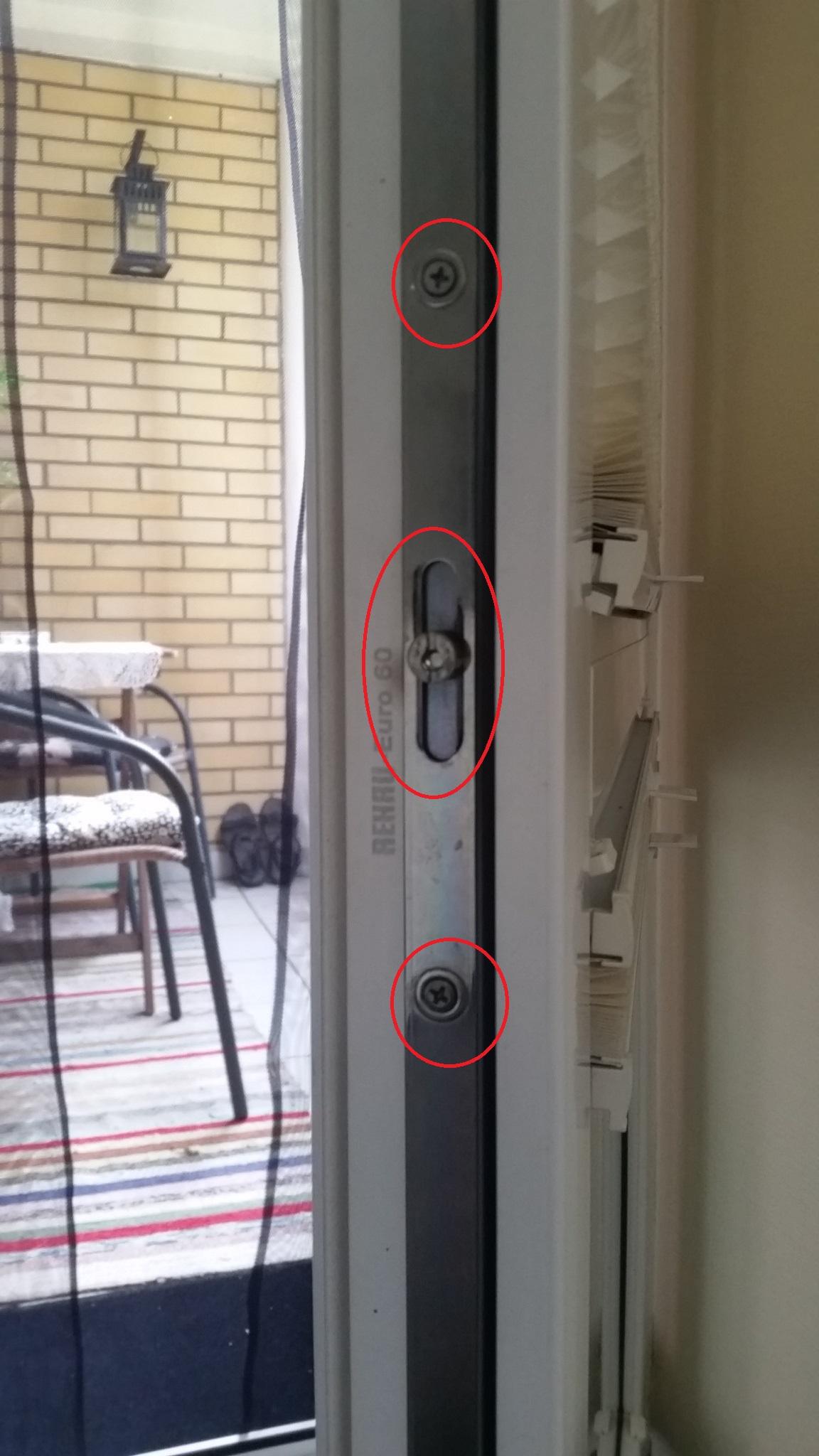 Drzwi Balkonowe Klamka Nie Domyka Się Elektrodapl