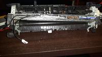 HP P4015 - Fuser nie utrwala toneru