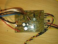 Wzmacniacz 100W na tranzystorach BDP495 - BARDZO wysoki prąd spoczynkowy
