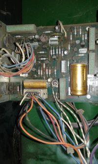 Migatronic Automig 200X nie włącza podajnika, otwiera zawór gazu.