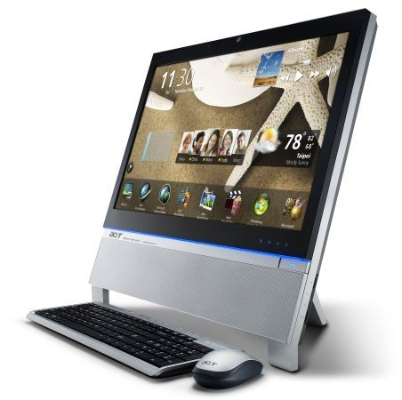 Aspire Z5761- nowy AIO z Sandy Bridge od Acer
