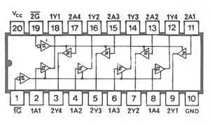 74hc244n datasheet