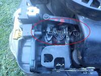 Briggs & Stratton MTX 675 - brak pracy silnika