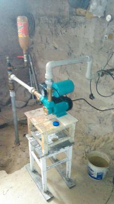 Pompa hydroforowa - Przestała odpowiednio zasysać wodę