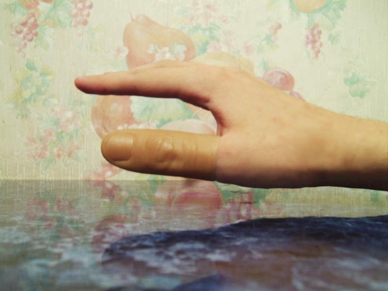 Sztuczny kciuk - jak wykona�?