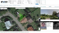 Mały monitoring domu. 2 kamery ip + rejestrator