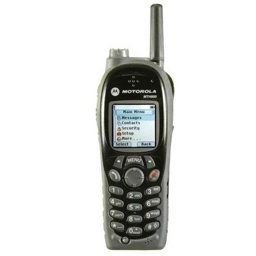 Motorola MTH 800 Tetra jak to jest z tymi telefonami